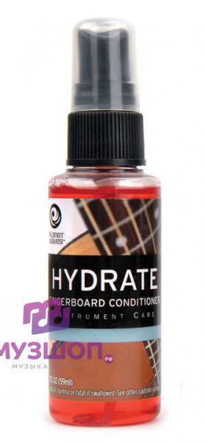 PW-FBC Hydrate Fingerboard Conditioner Средство для ухода за накладкой грифа Planet Waves